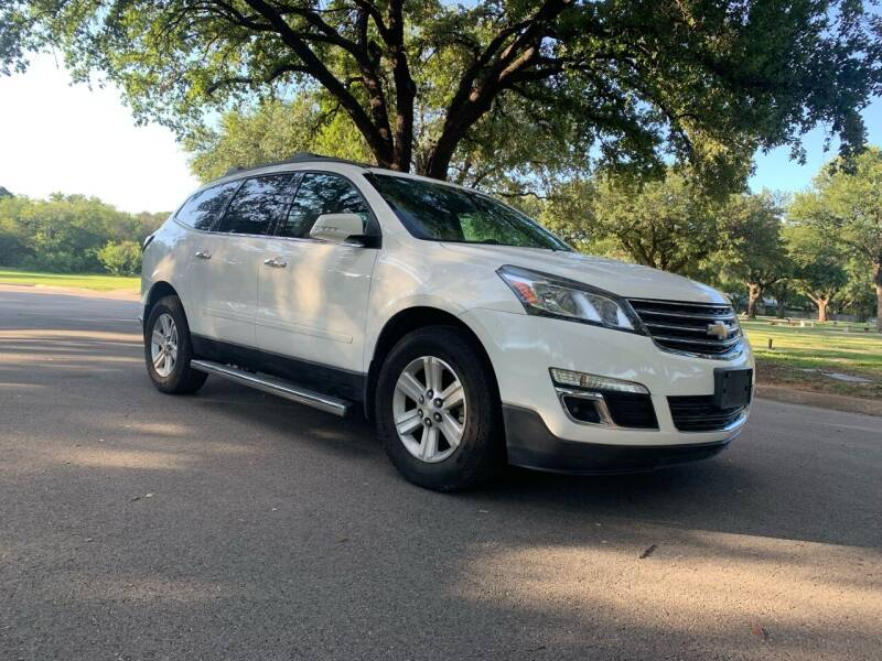 2014 Chevrolet Traverse for sale at 210 Auto Center in San Antonio TX