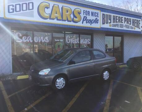2003 Toyota ECHO for sale at Good Cars 4 Nice People in Omaha NE