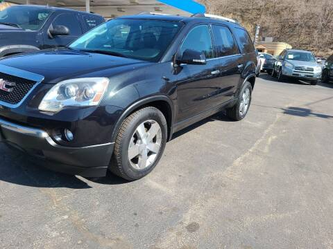 2012 GMC Acadia for sale at Lewis Blvd Auto Sales in Sioux City IA