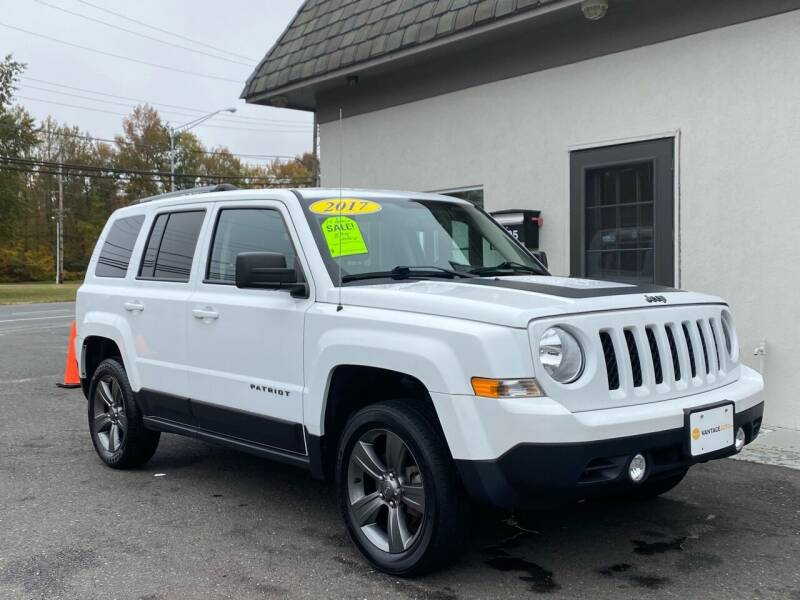 2017 Jeep Patriot for sale at Vantage Auto Group in Tinton Falls NJ