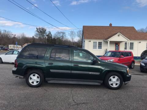 2003 Chevrolet TrailBlazer for sale at New Wave Auto of Vineland in Vineland NJ