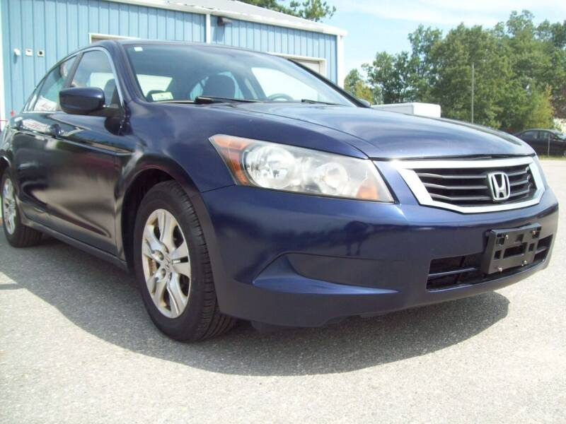 2010 Honda Accord for sale at Frank Coffey in Milford NH