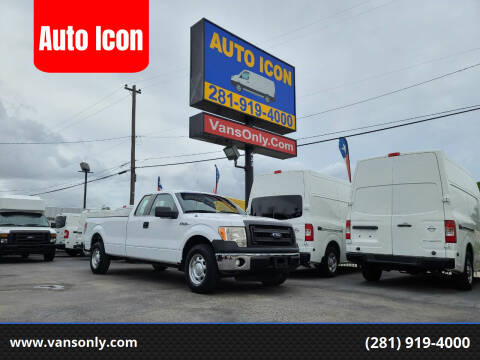 2014 Ford F-150 for sale at Auto Icon in Houston TX