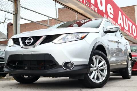 2017 Nissan Rogue Sport for sale at HILLSIDE AUTO MALL INC in Jamaica NY