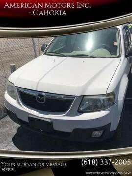 2008 Mazda Tribute for sale at American Motors Inc. - Cahokia in Cahokia IL
