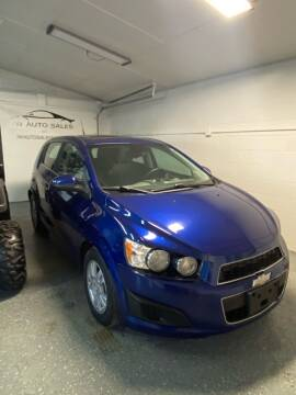 2013 Chevrolet Sonic for sale at Mass Auto Exchange in Framingham MA
