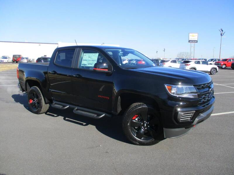 2021 Chevrolet Colorado for sale at Auto Gallery Chevrolet in Commerce GA