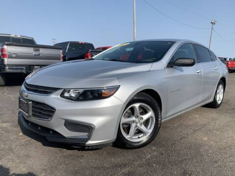 2017 Chevrolet Malibu for sale at Superior Auto Mall of Chenoa in Chenoa IL