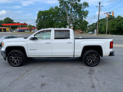 2015 GMC Sierra 1500 for sale at Simple Auto Solutions LLC in Greensboro NC