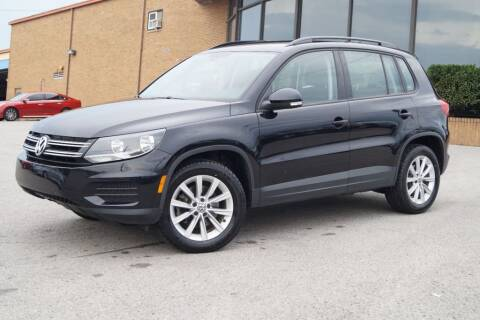 2017 Volkswagen Tiguan for sale at Next Ride Motors in Nashville TN