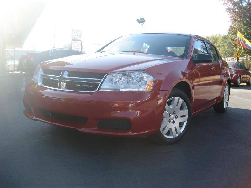 2013 Dodge Avenger for sale at Roswell Auto Imports in Austell GA