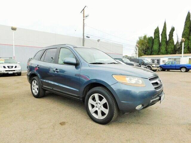 2007 Hyundai Santa Fe for sale at LR AUTO INC in Santa Ana CA