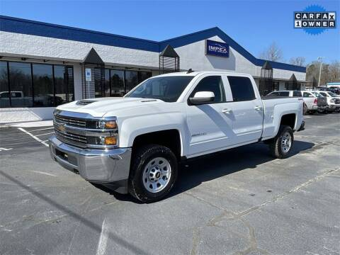 2018 Chevrolet Silverado 2500HD for sale at Impex Auto Sales in Greensboro NC
