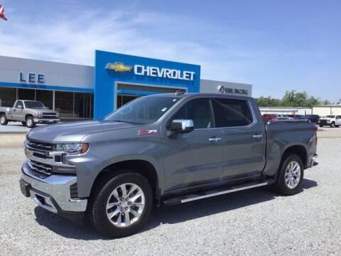 2021 Chevrolet Silverado 1500 for sale at LEE CHEVROLET PONTIAC BUICK in Washington NC