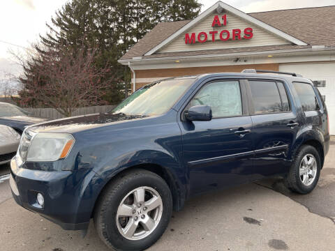 2011 Honda Pilot for sale at A 1 Motors in Monroe MI