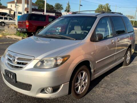 2005 Mazda MPV for sale at MFT Auction in Lodi NJ