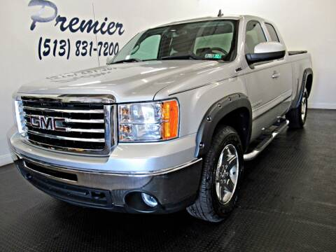 2010 GMC Sierra 1500 for sale at Premier Automotive Group in Milford OH