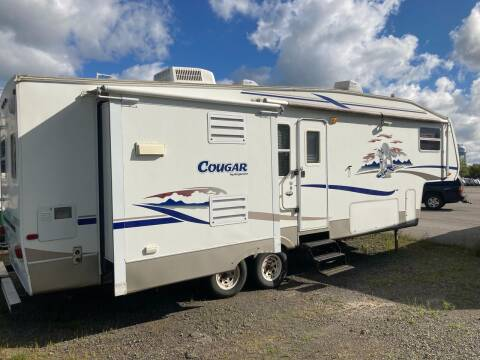 2004 Keystone Cougar for sale at Ogden Auto Sales LLC in Spencerport NY