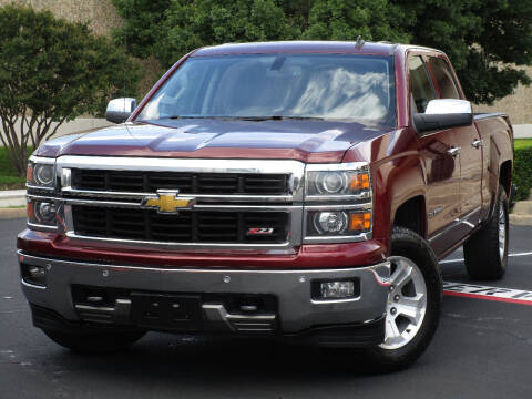 2014 Chevrolet Silverado 1500 for sale at Ritz Auto Group in Dallas TX