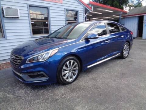 2016 Hyundai Sonata for sale at Z Motors in North Lauderdale FL