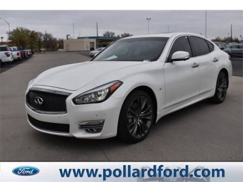 2016 Infiniti Q70 for sale at South Plains Autoplex by RANDY BUCHANAN in Lubbock TX