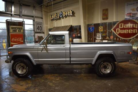 1974 Jeep J-20 Pickup for sale at Cool Classic Rides in Redmond OR