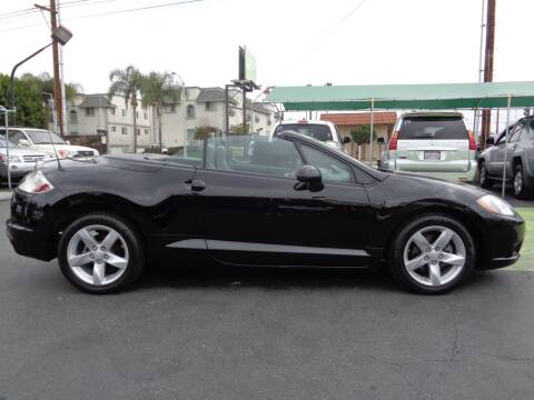 2009 Mitsubishi Eclipse Spyder for sale at Pauls Auto in Whittier CA