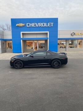2013 Chevrolet Camaro for sale at Finley Motors in Finley ND