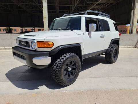 2014 Toyota FJ Cruiser for sale at NEW UNION FLEET SERVICES LLC in Goodyear AZ