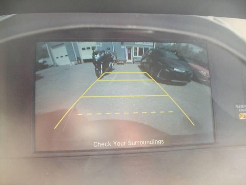 2013 Honda Accord LX 4dr Sedan CVT - Milford NH