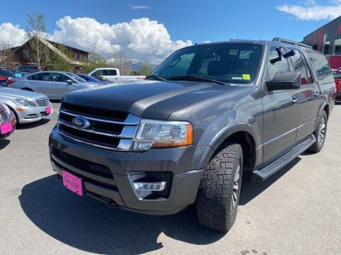 2015 Ford Expedition EL for sale at Snyder Motors Inc in Bozeman MT
