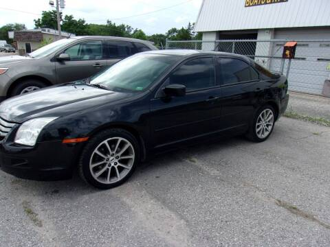 2009 Ford Fusion for sale at HIGHWAY 42 CARS BOATS & MORE in Kaiser MO
