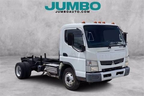 2013 Mitsubishi Fuso FEC92S