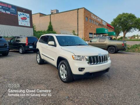 2012 Jeep Grand Cherokee for sale at Family Auto Sales in Maplewood MN