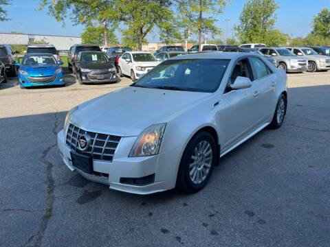 2012 Cadillac CTS for sale at Dean's Auto Sales in Flint MI