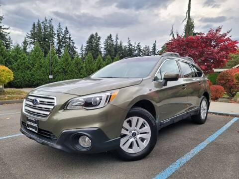 2015 Subaru Outback for sale at Silver Star Auto in Lynnwood WA