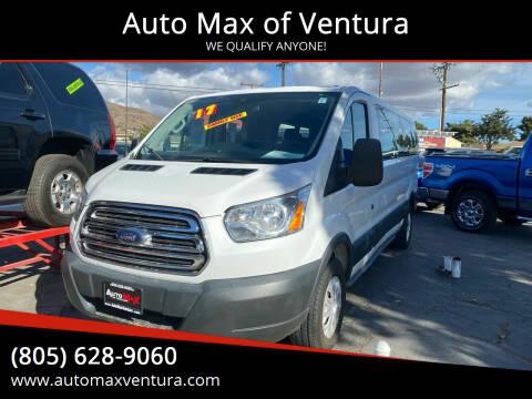 2017 Ford Transit Passenger for sale at Auto Max of Ventura - Automax 2 in Ventura CA