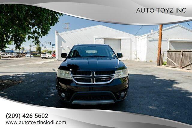 2015 Dodge Journey for sale at Auto Toyz Inc in Lodi CA