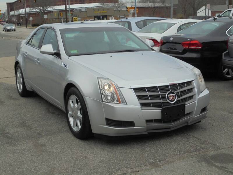 2009 Cadillac CTS for sale at Metacom Auto Sales in Ware RI