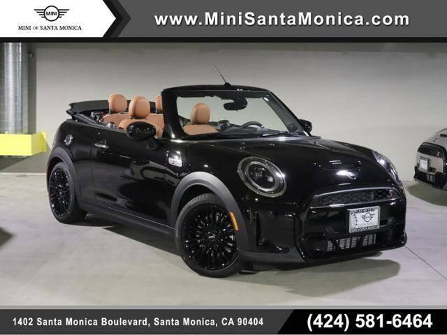 2022 MINI Convertible for sale in Santa Monica, CA