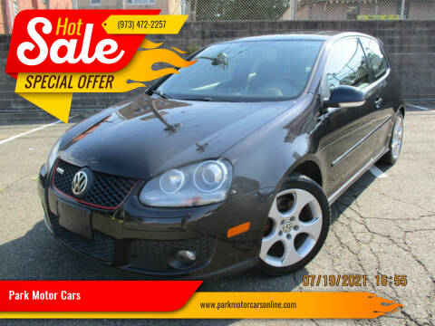 2008 Volkswagen GTI for sale at Park Motor Cars in Passaic NJ