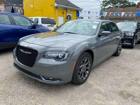 2017 Chrysler 300 for sale at C & M Auto Sales in Detroit MI