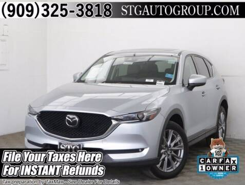 2019 Mazda CX-5 for sale at STG Auto Group in Montclair CA
