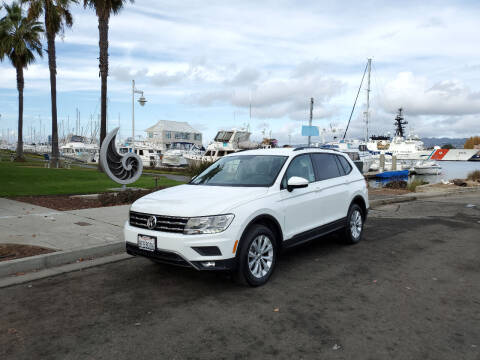2018 Volkswagen Tiguan for sale at Imports Auto Sales & Service in Alameda CA