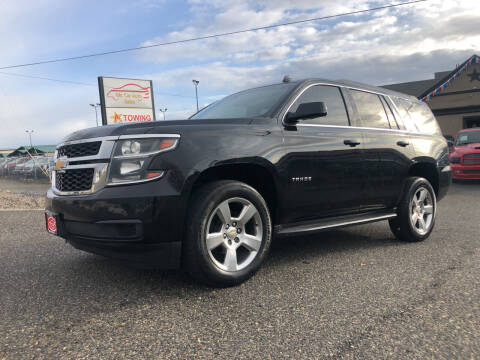 2015 Chevrolet Tahoe for sale at Mr. Car Auto Sales in Pasco WA