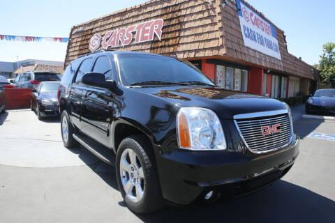 2014 GMC Yukon for sale at CARSTER in Huntington Beach CA