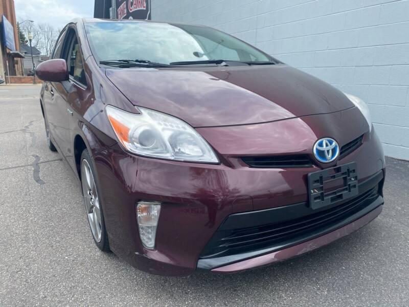 2013 Toyota Prius for sale at H C Motors in Royal Oak MI