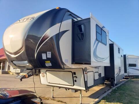 2017 Keystone Sprinter 359FWMPR  for sale at Ultimate RV in White Settlement TX