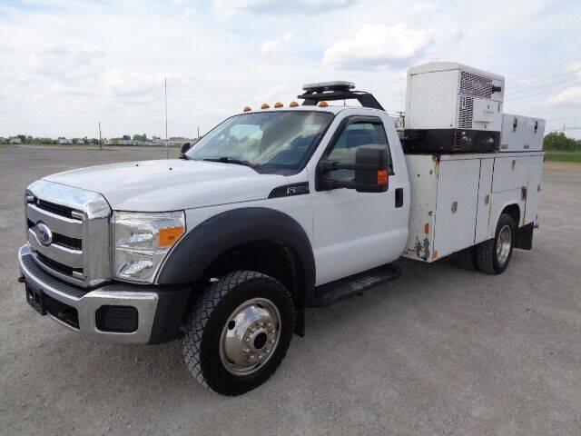 2014 Ford F-550 Super Duty for sale at SLD Enterprises LLC in East Carondelet IL