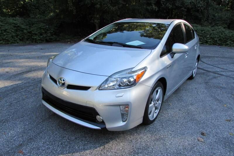 2014 Toyota Prius for sale at AUTO FOCUS in Greensboro NC